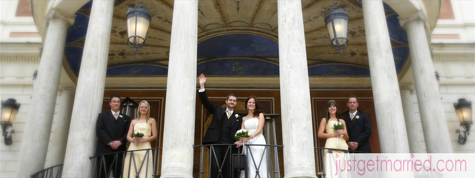 Reception Wedding Venues In Rome By Just Get Married In Italy Italian Wedding Planners